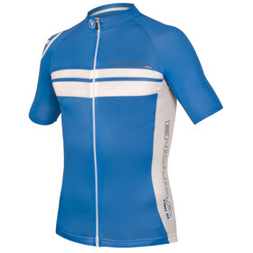 Endura Pro SL Lite Bike Jersey Shortsleeve Men blue/white